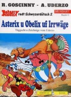 Asterix u Obelix uf Irrwäge Cover