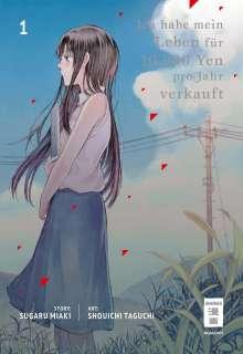 Ich habe mein Leben für 10.000 Yen pro Jahr verkauft 1 Cover