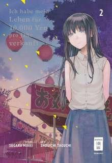 Ich habe mein Leben für 10.000 Yen pro Jahr verkauft 02 Cover