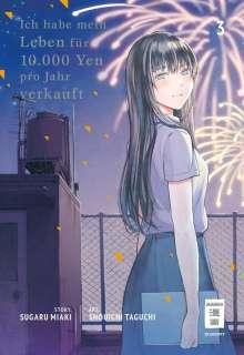 Ich habe mein Leben für 10.000 Yen pro Jahr verkauft 03 Cover
