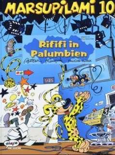 Rififi in Palumbien Cover