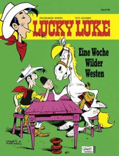Eine Woche Wilder Westen Cover