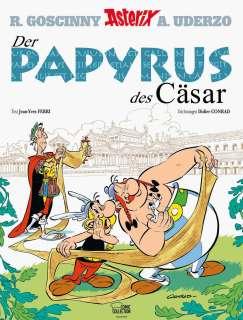 Der Papyrus des Cäsar Cover