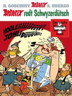 Asterix redt Schwyzerdütsch Cover