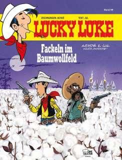 Fackeln im Baumwollfeld (Comic) Cover