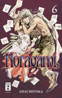 Noragami 6 Cover