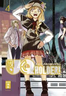 UQ HOLDER 4 Cover