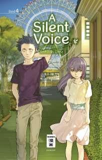 A silent voice Bd.4 Cover