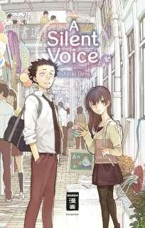 A silent voice Bd.7 Cover