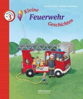 Kleine Feuerwehr-Geschichten Cover