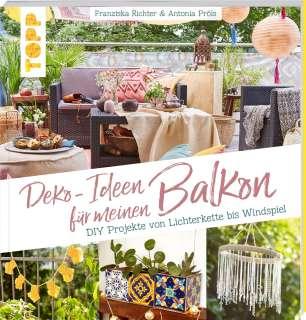 Deko-Ideen für meinen Balkon Cover