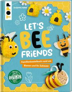 Let's bee friends Cover