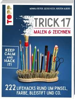Trick 17 - Malen & Zeichnen Cover
