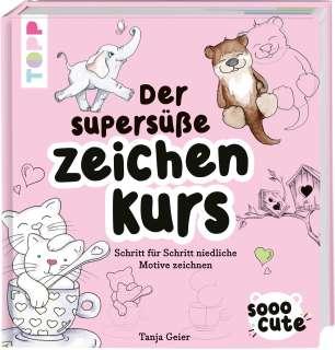 Der supersüsse Zeichenkurs Cover
