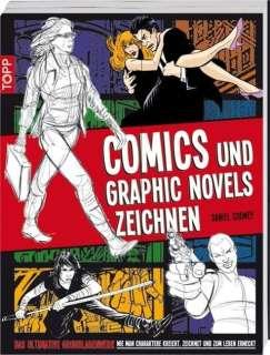 Comics und Graphic Novels zeichnen Cover