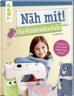 Näh mit! - Die Kindernähschule Cover