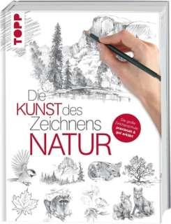 Die Kunst des Zeichnens - Natur Cover