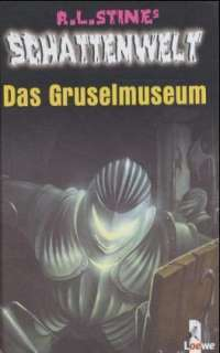 R. L. Stine's Schattenwelt Cover