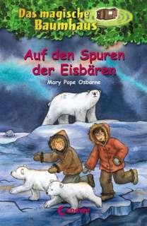 Auf den Spuren der Eisbären Cover