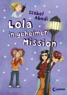 Lola in geheimer Mission Cover
