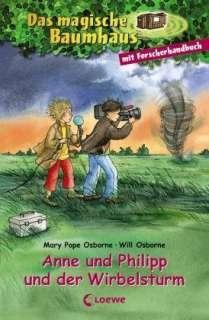Anne und Philipp und der Wirbelsturm Cover