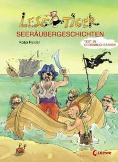 Lesetiger-Seeräubergeschichten Cover