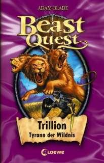 Trillion, Tyrann der Wildnis Cover