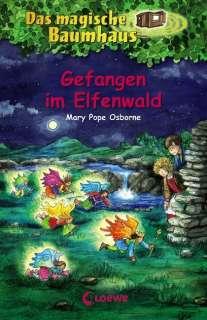Gefangen im Elfenwald Cover