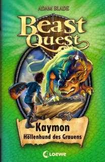 Kaymon, Höllenhund des Grauens Cover