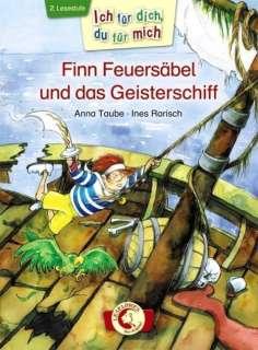 Finn Feuersäbel und das Geisterschiff Cover