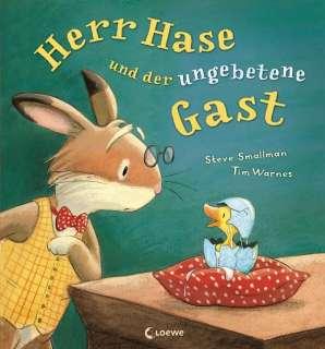 Herr Hase und der ungebetene Gast  Cover