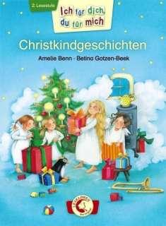 Christkindgeschichten Cover