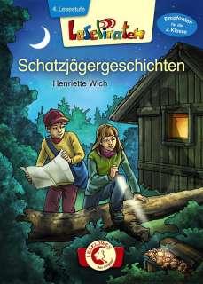 Schatzjägergeschichten Cover