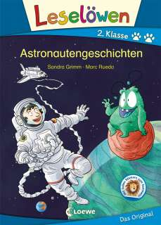 Astronautengeschichten Cover