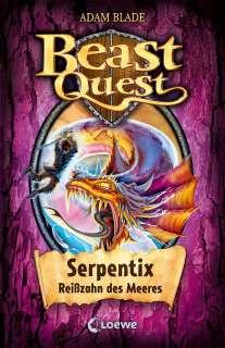 Serpentix, Reisszahn des Meeres Cover