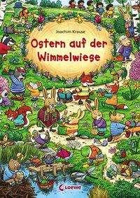 Ostern auf der Wimmelwiese Cover