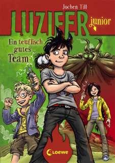 Ein teuflisch gutes Team Cover