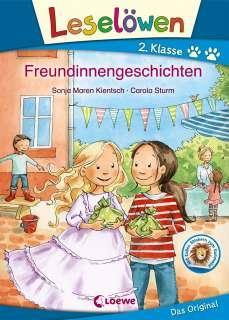 Freundinnengeschichten Cover
