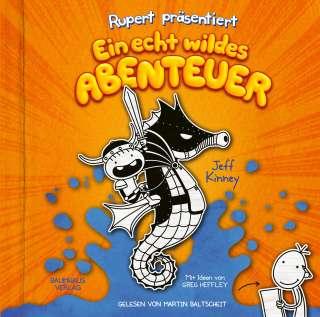 Ein echt wildes Abenteuer (Ton) Cover