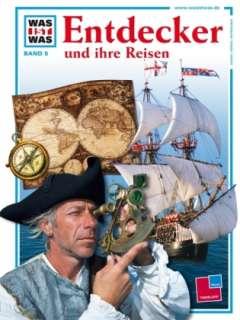 Entdecker und ihre Reisen Cover
