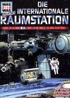Die internationale Raumstation Cover