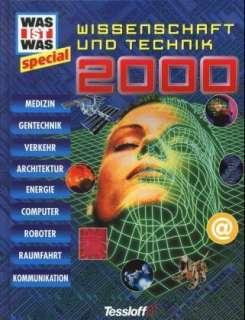 Wissenschaft und Technik 2000 Cover