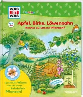 Apfel, Birke, Löwenzahn Cover