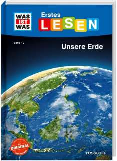 WAS IST WAS; Unsere Erde Cover