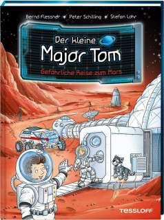 Gefährliche Reise zum Mars Cover