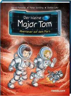 Abenteuer auf dem Mars Cover