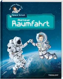 Abenteuer Raumfahrt! Cover