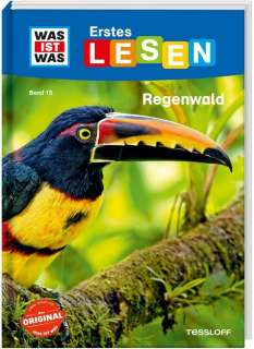 Regenwald Cover
