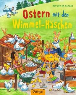 Ostern mit den Wimmel-Häschen Cover