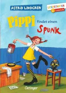 Pippi findet einen Spunk Cover